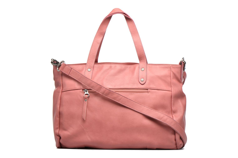 Handtaschen Sabrina Isabelle rosa ansicht von vorne