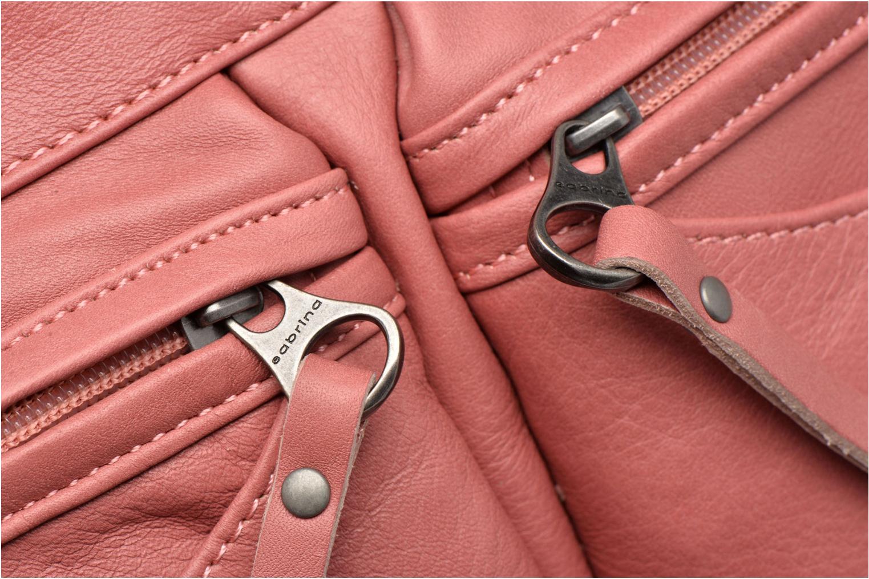 Handtaschen Sabrina Isabelle rosa ansicht von links