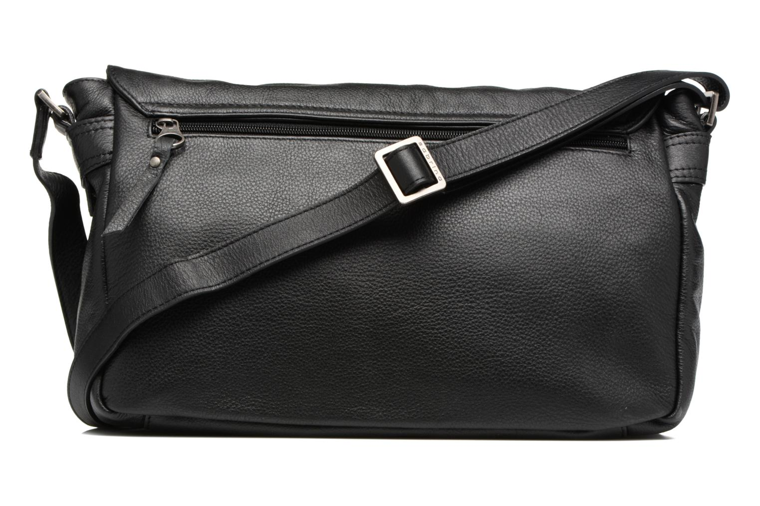 Handbags Sabrina Victoria Black front view