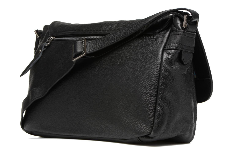Handtaschen Sabrina Victoria schwarz ansicht von rechts
