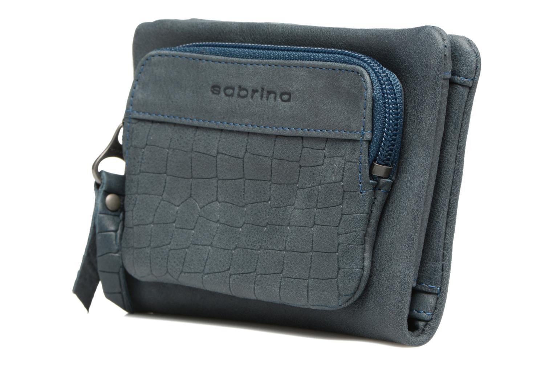 Portemonnaies & Clutches Sabrina Ninon blau schuhe getragen
