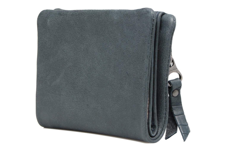 Portemonnaies & Clutches Sabrina Ninon blau ansicht von rechts