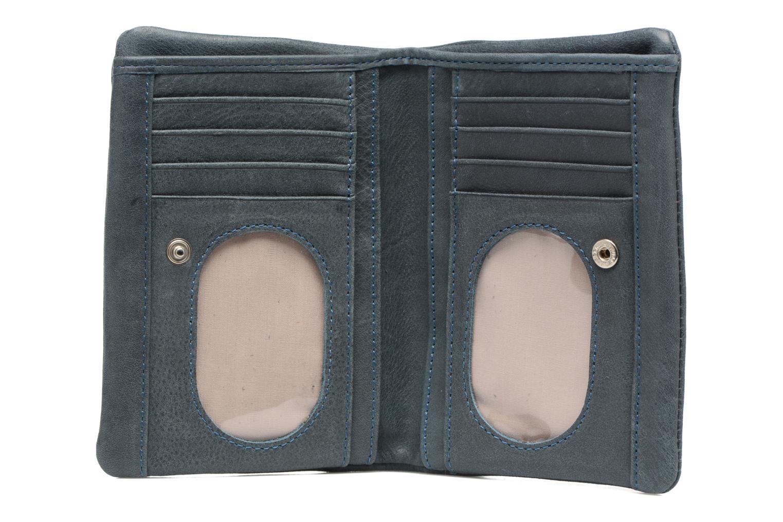 Portemonnaies & Clutches Sabrina Ninon blau ansicht von hinten