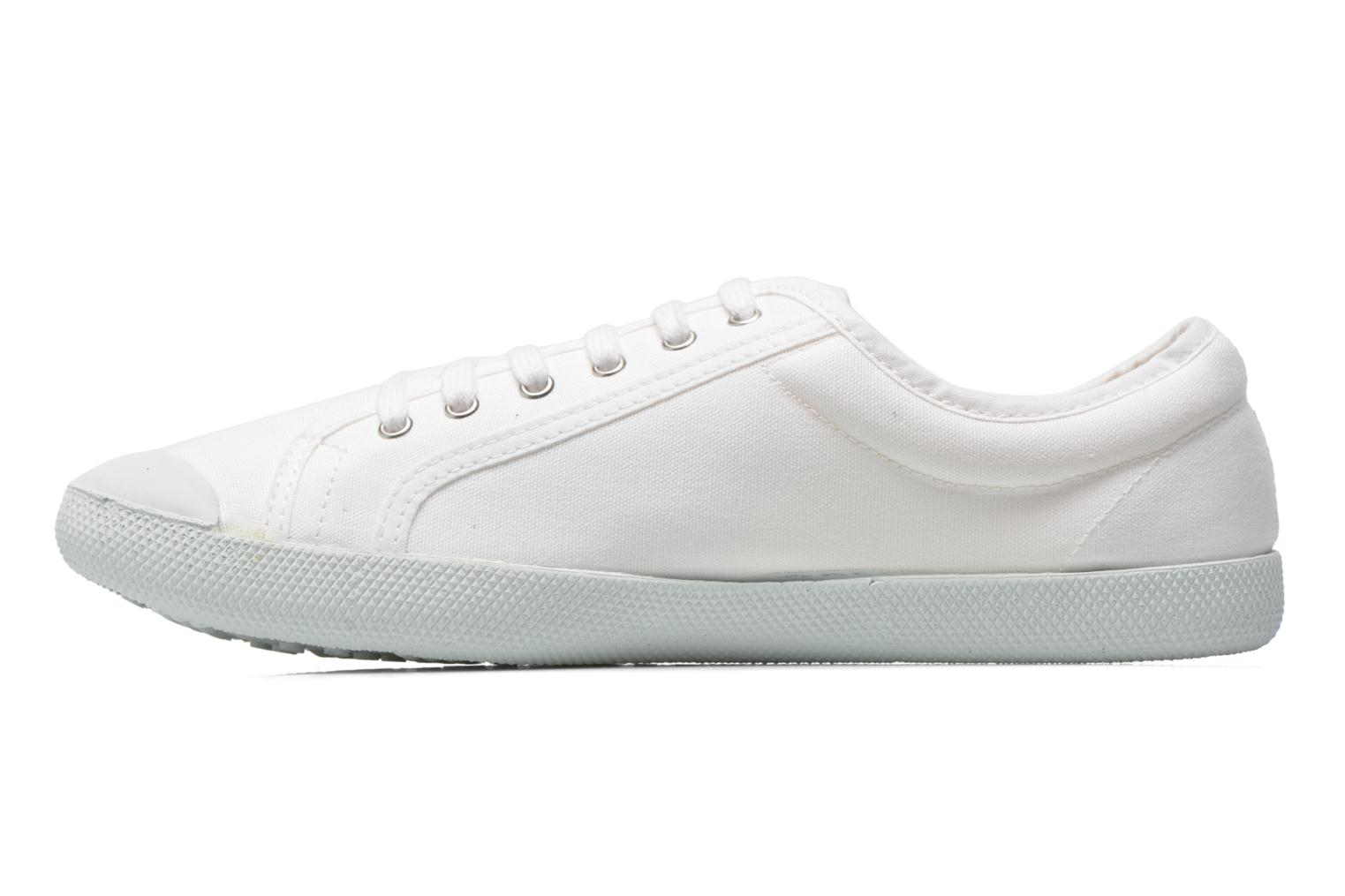 Trainers Georgia Rose Mamine White front view
