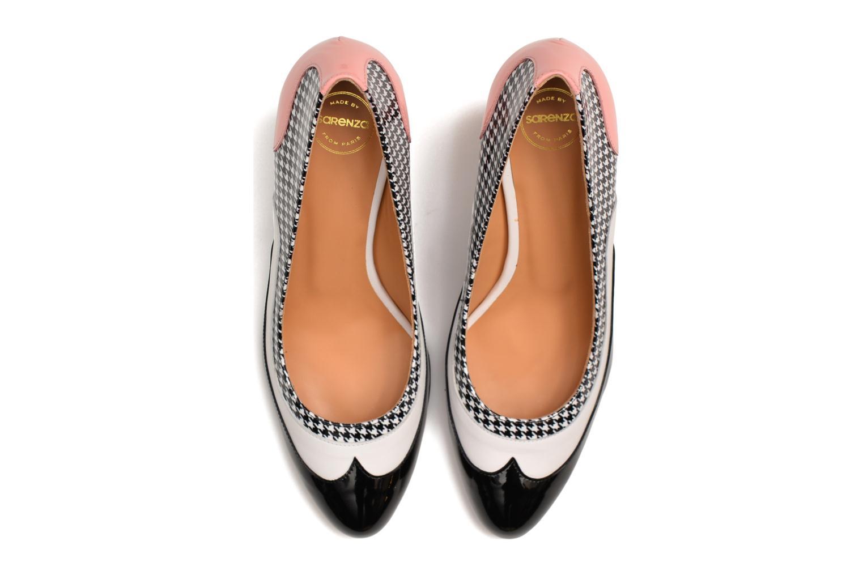 Zapatos de tacón Made by SARENZA Notting Heels #14 Multicolor vista de arriba