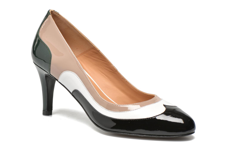 Escarpins Made by SARENZA Notting Heels #14 Multicolore vue face