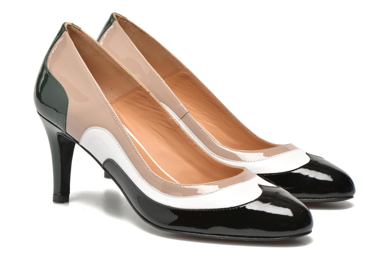 Escarpins Made by SARENZA Notting Heels #14 Multicolore vue droite