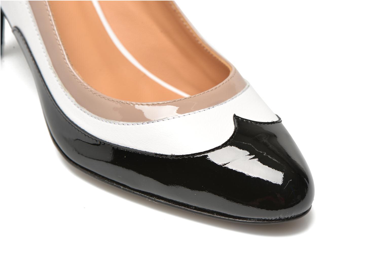 Escarpins Made by SARENZA Notting Heels #14 Multicolore vue derrière