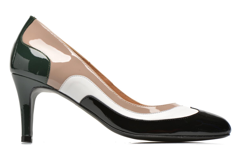 Escarpins Made by SARENZA Notting Heels #14 Multicolore vue détail/paire