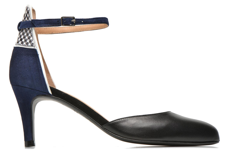 Notting Heels #6 Mestizo noir + ante baltico + vernis PDP