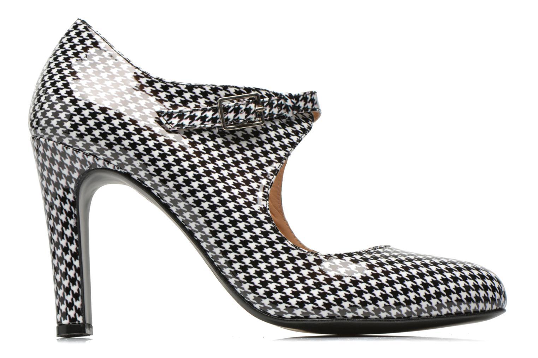 Escarpins Made by SARENZA Shoe Officer #3 Multicolore vue détail/paire