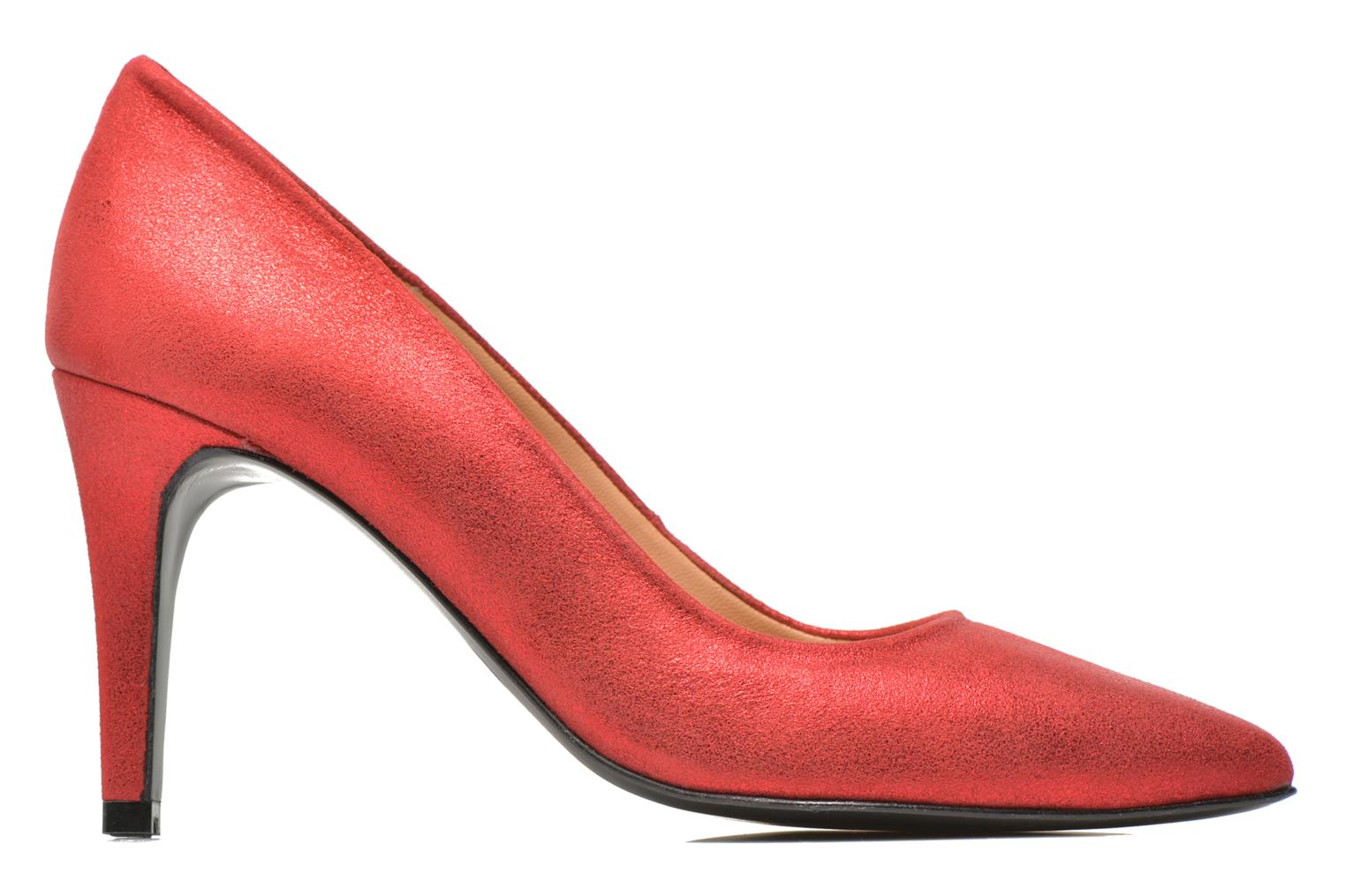 Pumps Made by SARENZA Glossy Cindy #4 Rood detail
