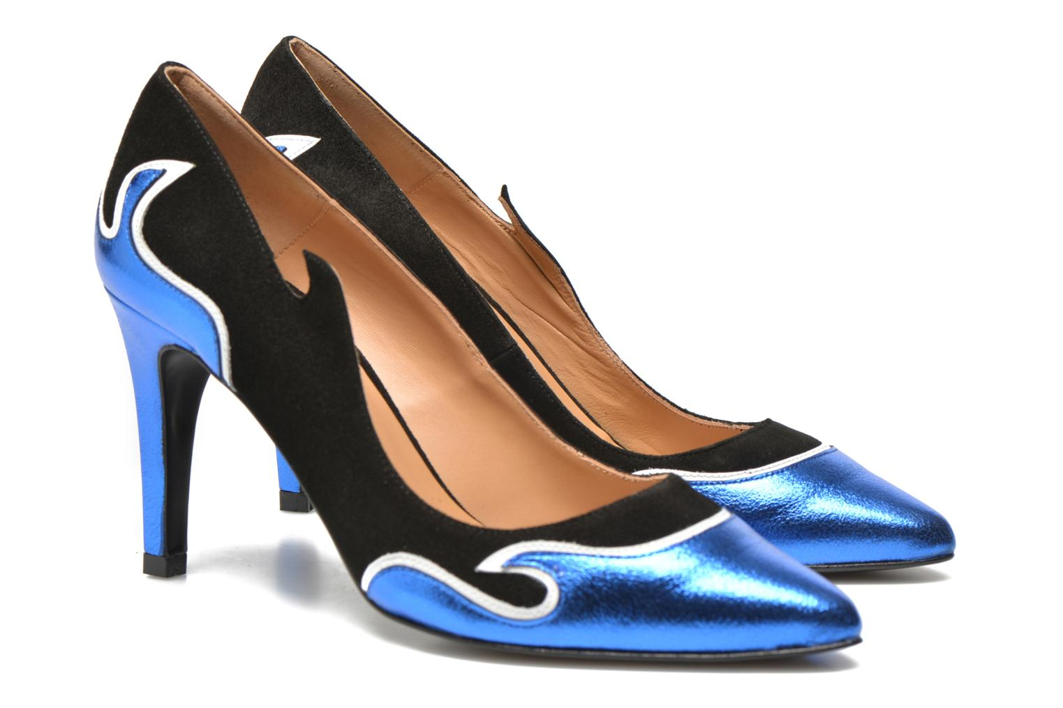 Pumps Made by SARENZA Glossy Cindy #1 Multicolor rechts