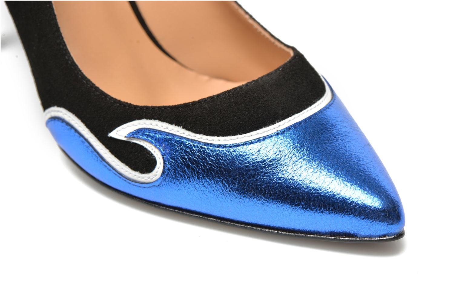Pumps Made by SARENZA Glossy Cindy #1 Multicolor achterkant