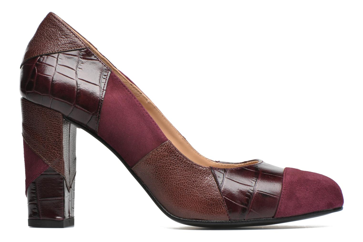 High heels Made by SARENZA My Talon Is Rich #6 Burgundy detailed view/ Pair view