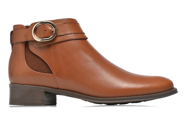 Bottines et boots Georgia Rose Eperdreau Marron vue derrière