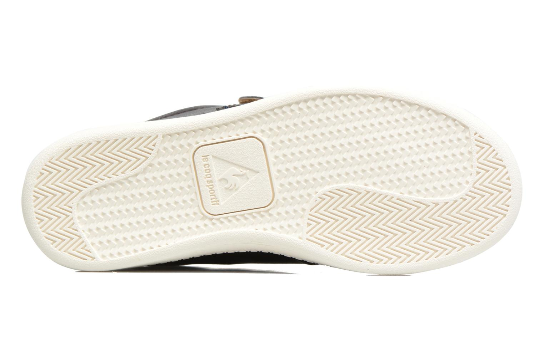 Sneakers Le Coq Sportif Courtone Ps Nero immagine dall'alto