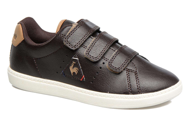 Sneakers Le Coq Sportif Courtone Ps Nero vedi dettaglio/paio