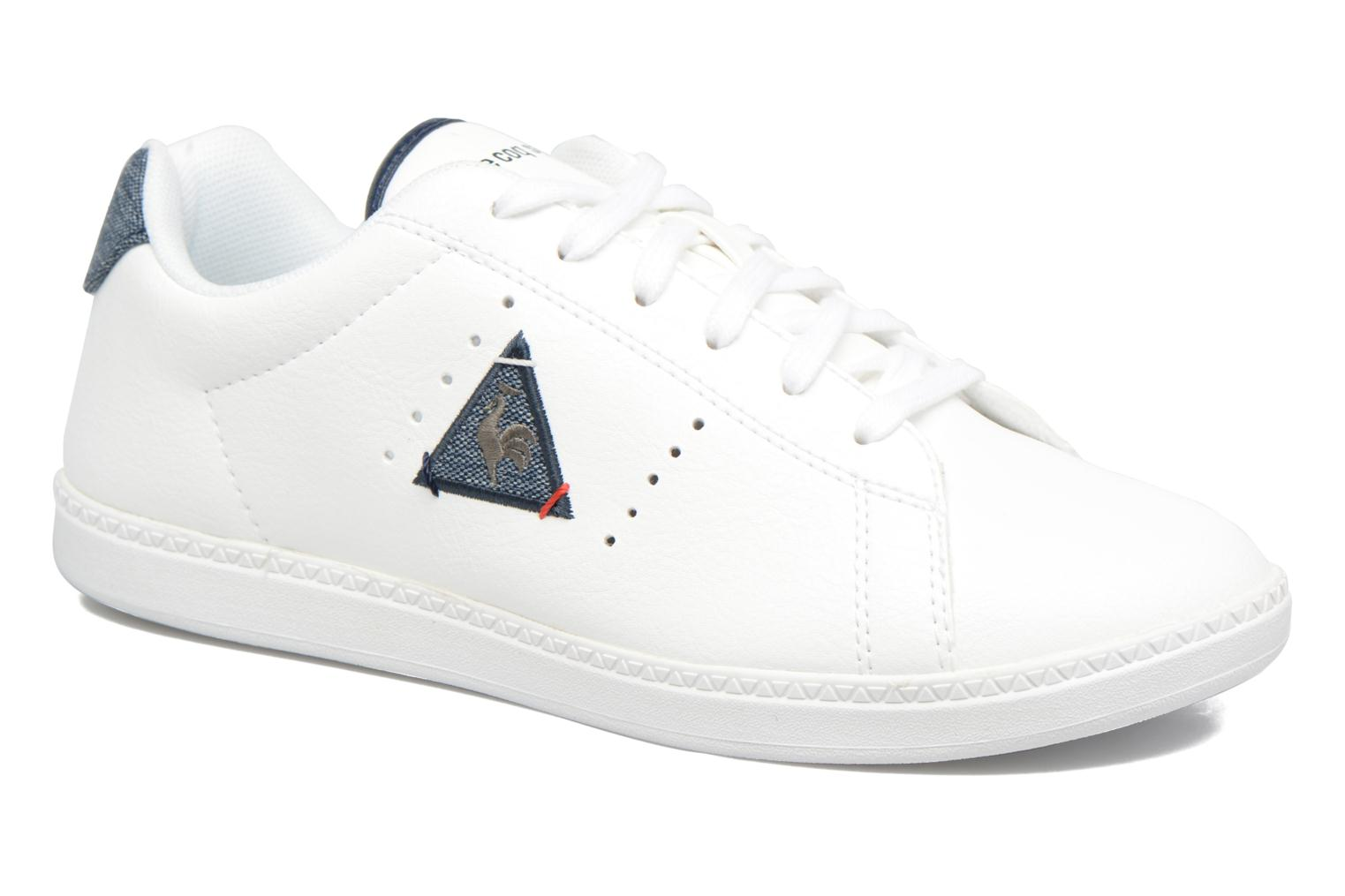 Courtone Gs Optical White/Dress Blue