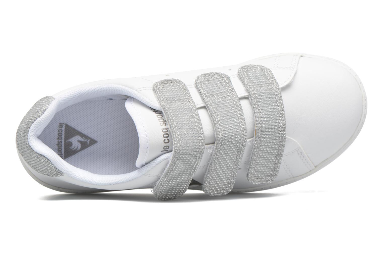 Courtone Ps Glitter Optical White