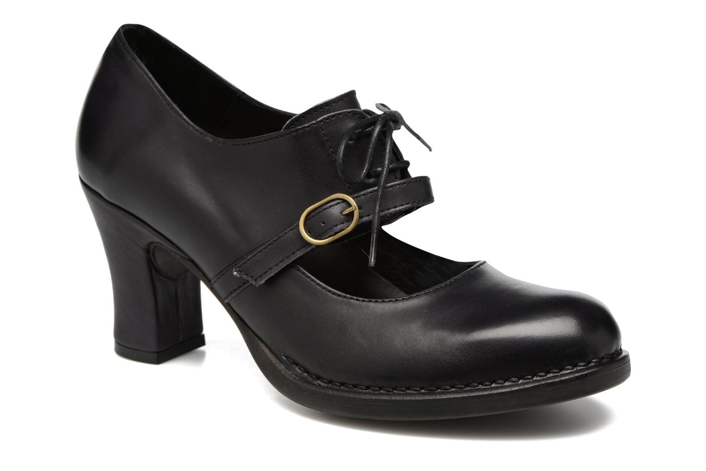 High heels Neosens Baladi 267 Brown detailed view/ Pair view