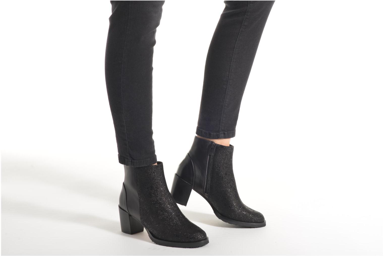 Bottines et boots Neosens Pedralva 463 Noir vue bas / vue portée sac