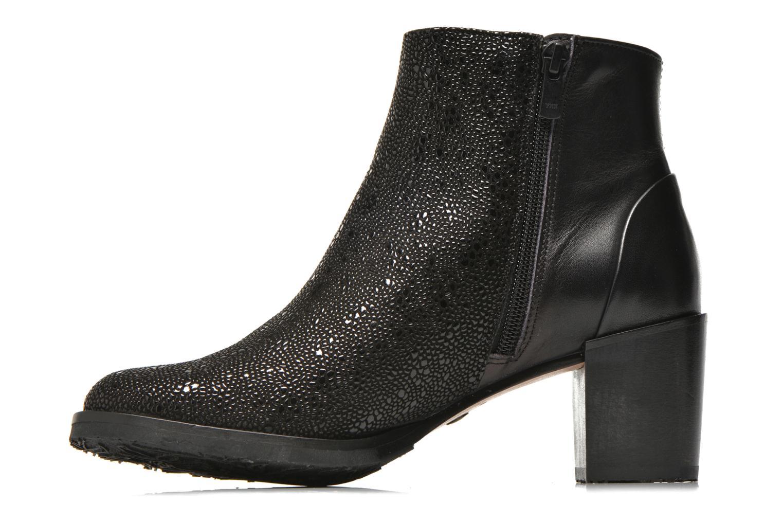 Ankle boots Neosens Pedralva 463 Black front view
