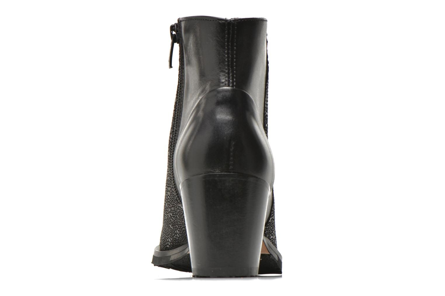 Ankle boots Neosens Pedralva 463 Black view from the right