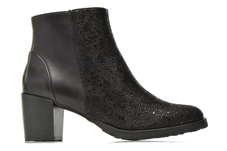 Ankle boots Neosens Pedralva 463 Black back view