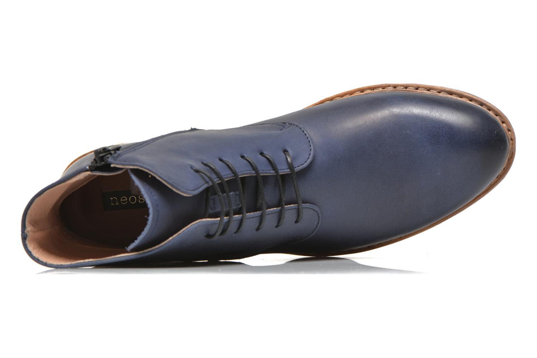 Bottines et boots Neosens Hondarribi 899 Bleu vue gauche