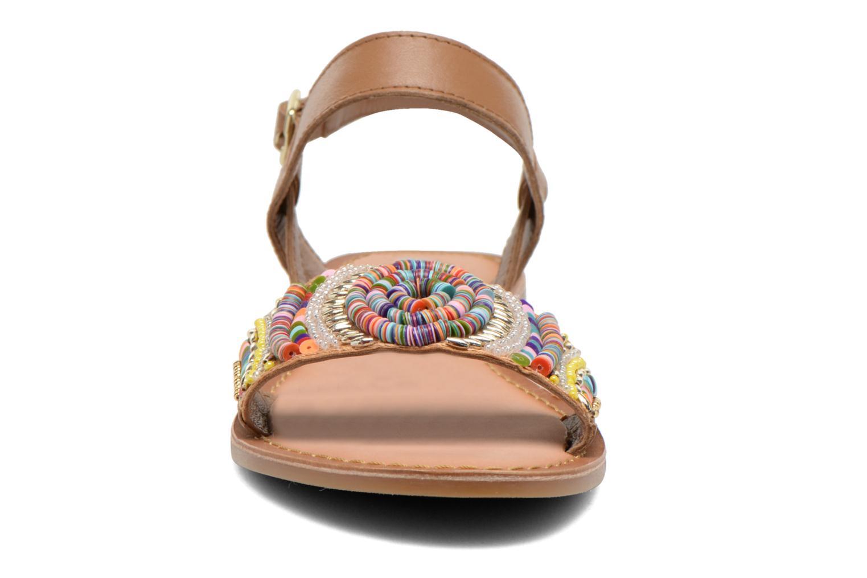 Sandales et nu-pieds Gioseppo Dove Multicolore vue portées chaussures