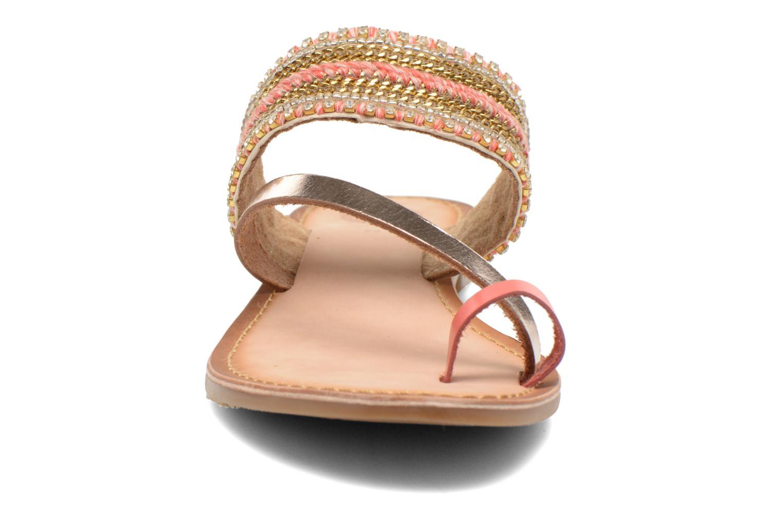Mules et sabots Gioseppo Fute Multicolore vue portées chaussures