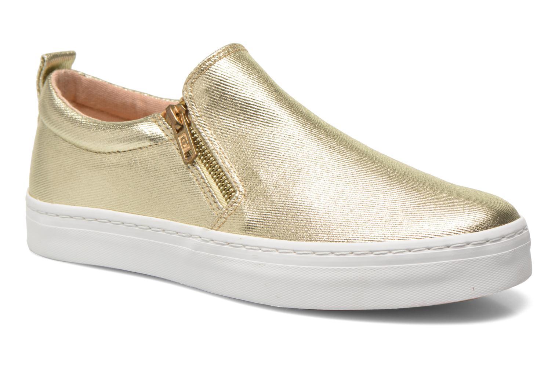 Sneaker Gioseppo Marsala gold/bronze detaillierte ansicht/modell