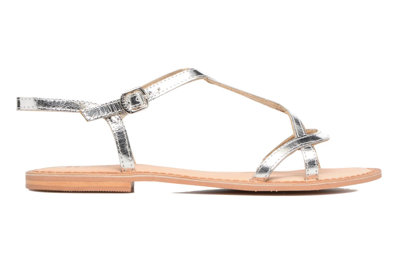 Sandales et nu-pieds Gioseppo Silva Argent vue derrière