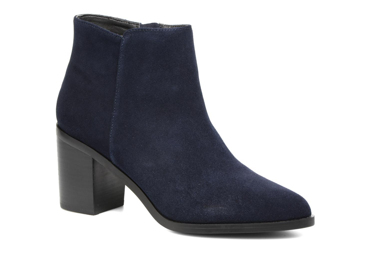 Bottines et boots Buffalo Tida Bleu vue détail/paire