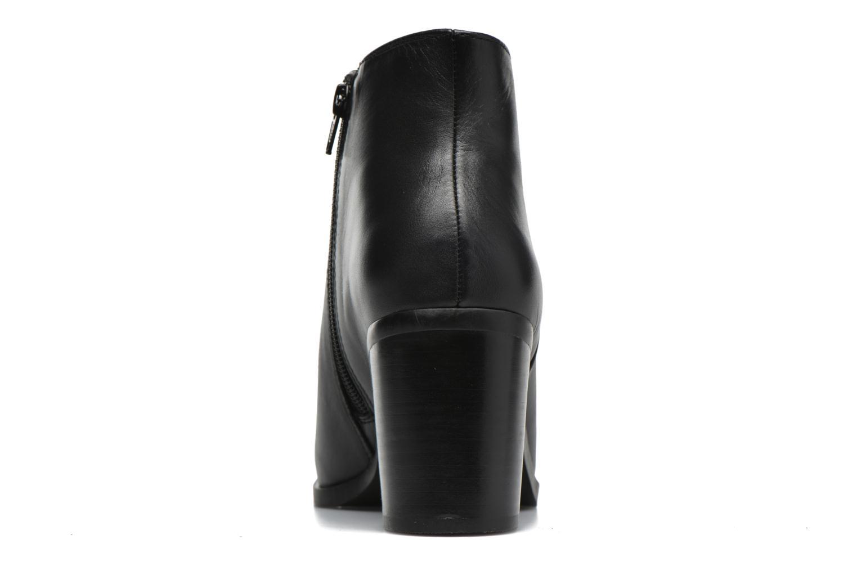 Bottines et boots Buffalo Tida Noir vue droite