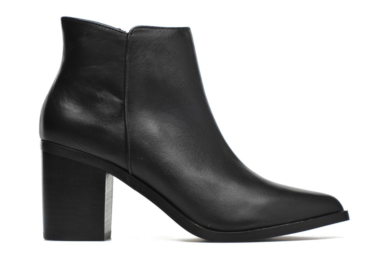 Bottines et boots Buffalo Tida Noir vue derrière