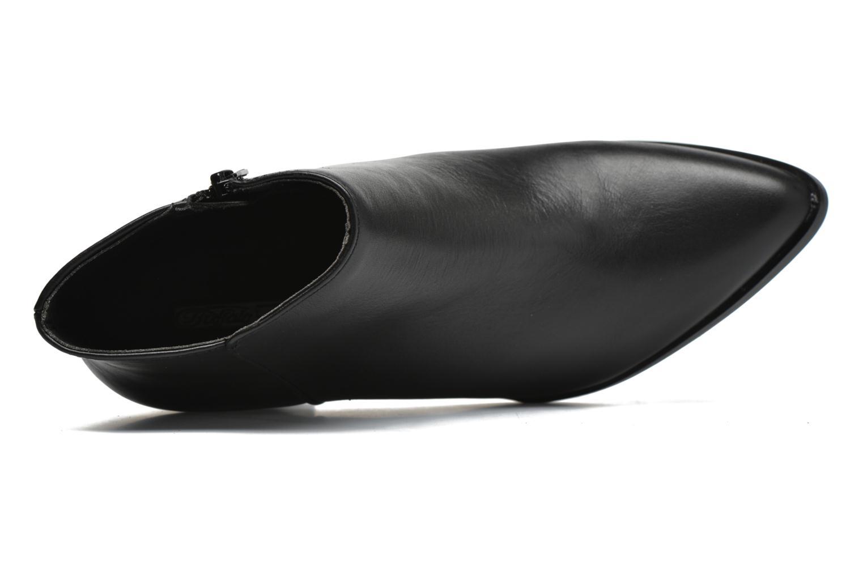 Bottines et boots Buffalo Tida Noir vue gauche