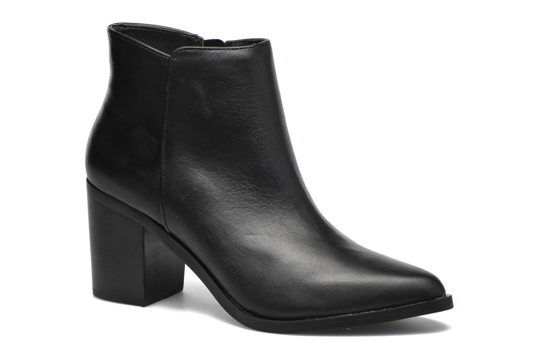 Bottines et boots Buffalo Tida Noir vue détail/paire