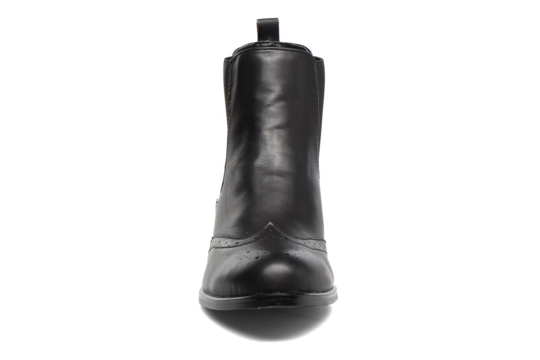 Stiefeletten & Boots Buffalo Elb schwarz schuhe getragen