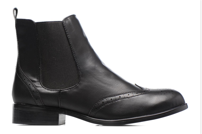 Stiefeletten & Boots Buffalo Elb schwarz ansicht von hinten