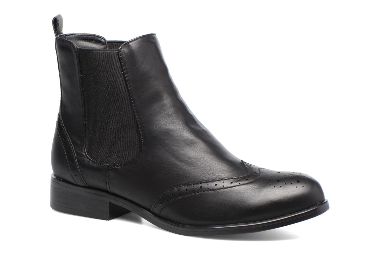 Grandes descuentos últimos zapatos Buffalo Elb (Negro) - Botines  Descuento