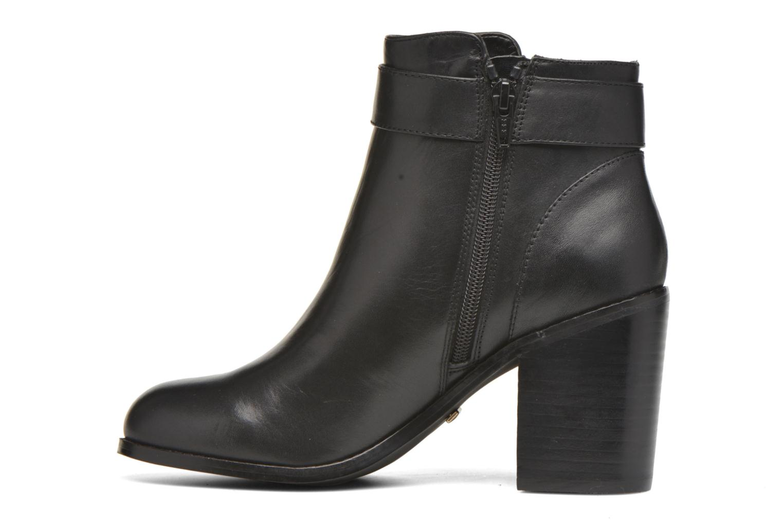 Bottines et boots Buffalo Sama Noir vue face