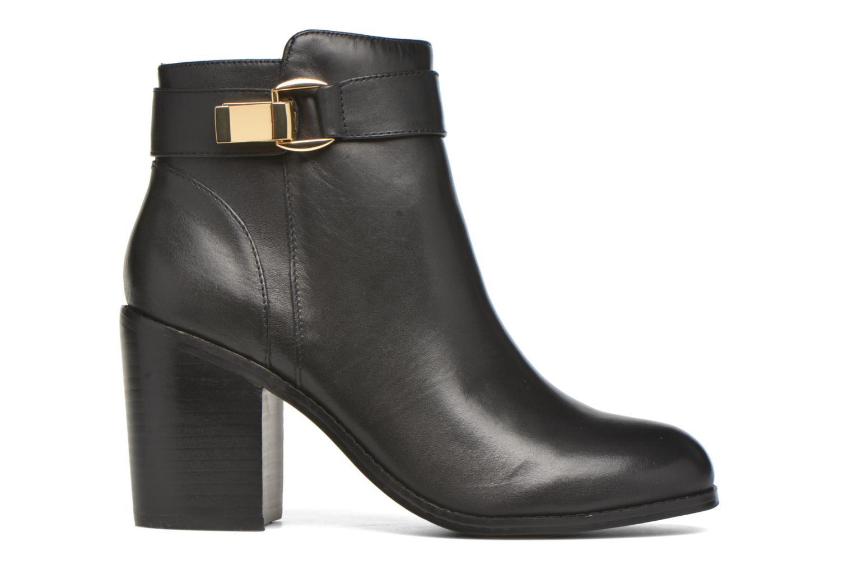 Bottines et boots Buffalo Sama Noir vue derrière