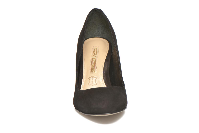 Escarpins Buffalo Qilda Noir vue portées chaussures