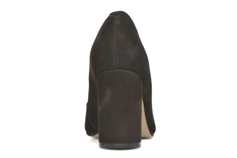 High heels Buffalo Qilda Black view from the right