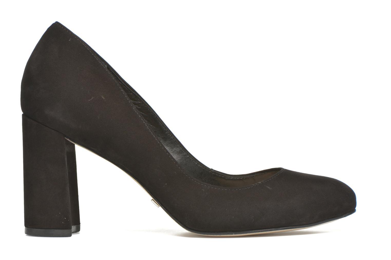 High heels Buffalo Qilda Black back view