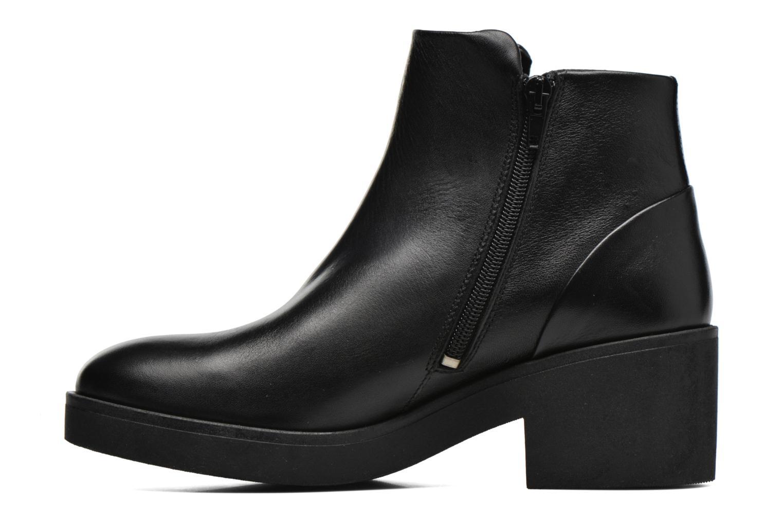 Bottines et boots Bronx Law Noir vue face