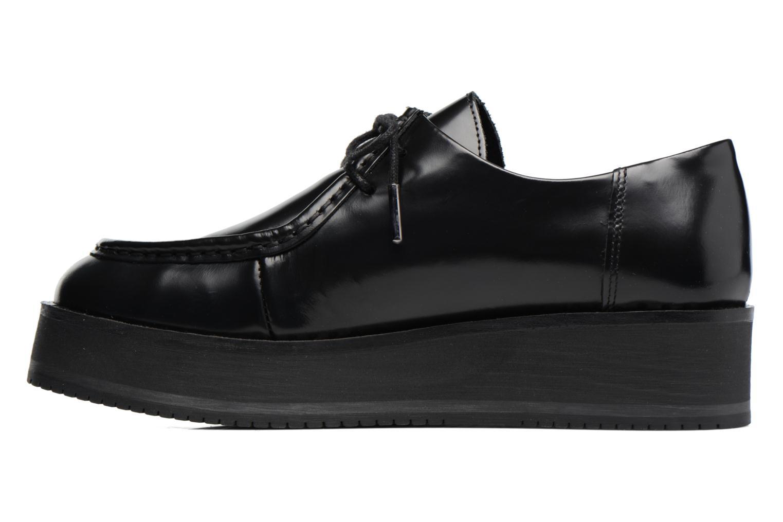 Chaussures à lacets Bronx Vino I Noir vue face