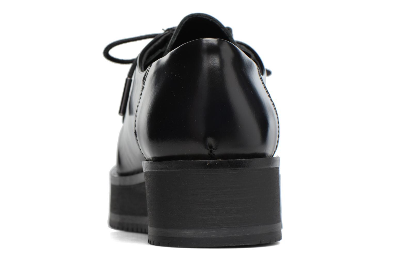 Chaussures à lacets Bronx Vino I Noir vue droite